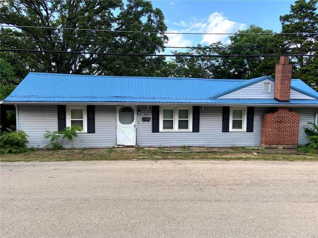 306 West Johnson St., Bonne Terre, MO 63628 (#20044535) :: The Becky O'Neill Power Home Selling Team