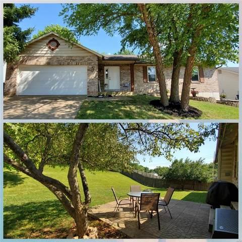 1105 Holly Springs Trail, Saint Peters, MO 63376 (#20044550) :: Realty Executives, Fort Leonard Wood LLC
