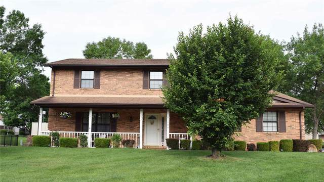 409 Springwood Drive, Belleville, IL 62220 (#20044553) :: The Becky O'Neill Power Home Selling Team