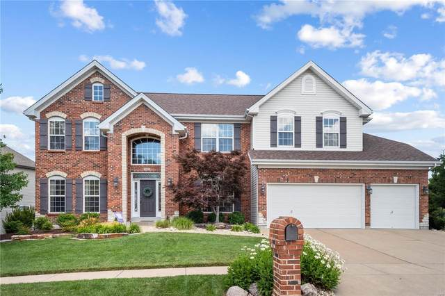 3001 Fairfield Way, St Louis, MO 63129 (#20044566) :: RE/MAX Professional Realty