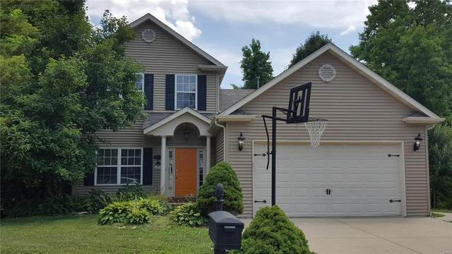 1002 Hickory Point, Collinsville, IL 62234 (#20044568) :: The Becky O'Neill Power Home Selling Team