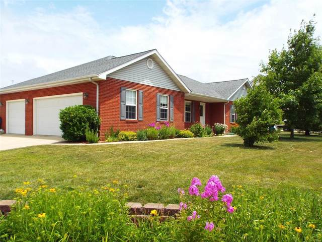 13 Creekside Drive, TRENTON, IL 62293 (#20044587) :: The Becky O'Neill Power Home Selling Team
