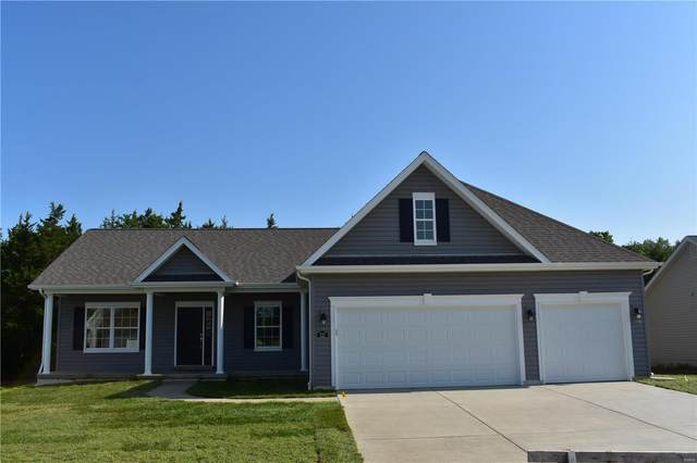 310 Tbb-Lot 38 Carolyn Circle, Wright City, MO 63390 (#20044616) :: The Becky O'Neill Power Home Selling Team