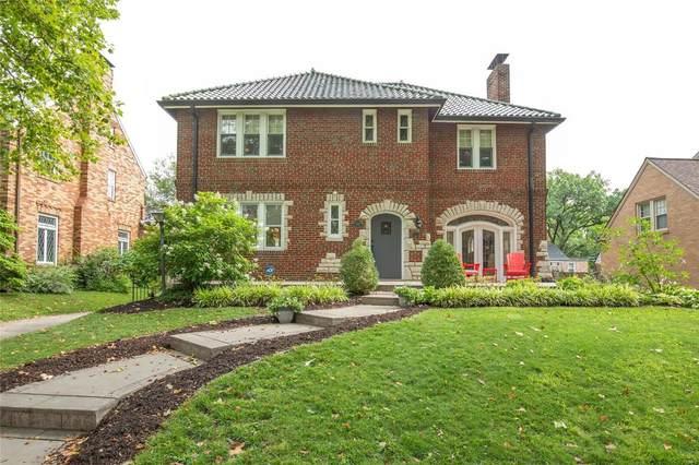 7325 Princeton Avenue, University City, MO 63130 (#20044624) :: Kelly Hager Group   TdD Premier Real Estate