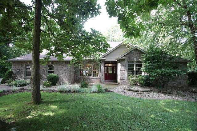 7512 Timbercrest Drive, Godfrey, IL 62035 (#20044632) :: Parson Realty Group
