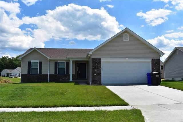 128 Tbb-Lot 54 Bryan Ridge, Wright City, MO 63390 (#20044636) :: Hartmann Realtors Inc.