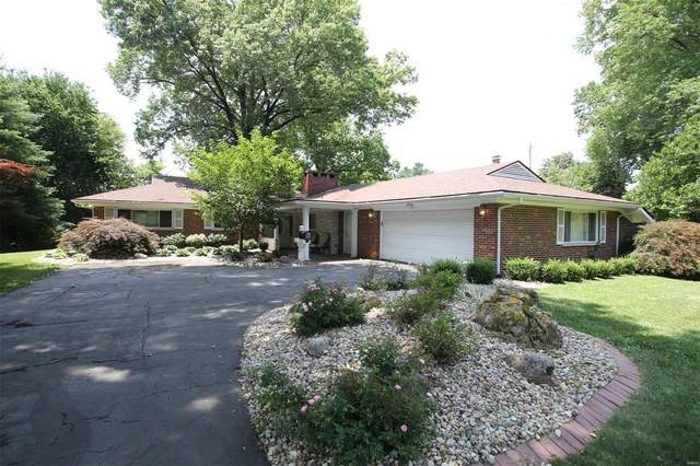 2 Shady Lane, Belleville, IL 62221 (#20044665) :: The Becky O'Neill Power Home Selling Team