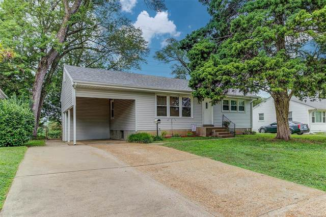 1125 Saint Patrice Lane, Florissant, MO 63031 (#20044673) :: The Becky O'Neill Power Home Selling Team