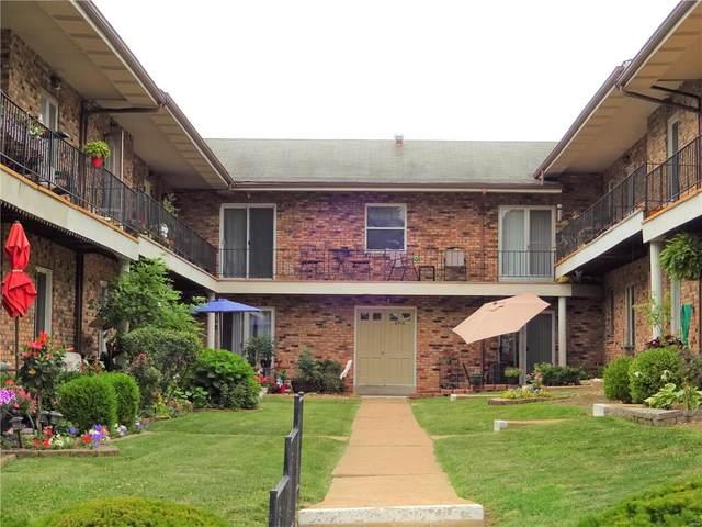 6916 Colonial Woods #94, St Louis, MO 63129 (#20044679) :: Walker Real Estate Team