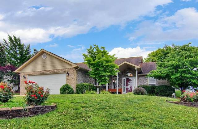 836 Sunnyhill Lane, Columbia, IL 62236 (#20044689) :: The Becky O'Neill Power Home Selling Team