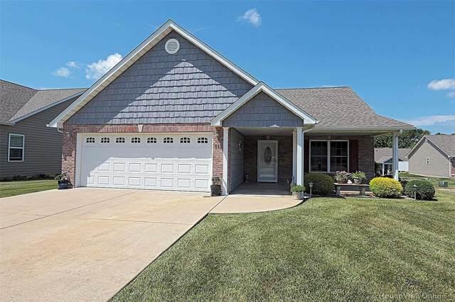 115 Walnut Ridge, Farmington, MO 63640 (#20044698) :: Matt Smith Real Estate Group