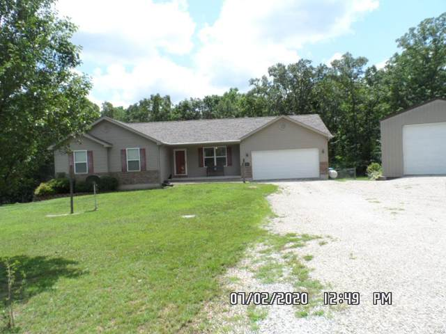 10525 Edgewood Drive, Bonne Terre, MO 63628 (#20044702) :: The Becky O'Neill Power Home Selling Team