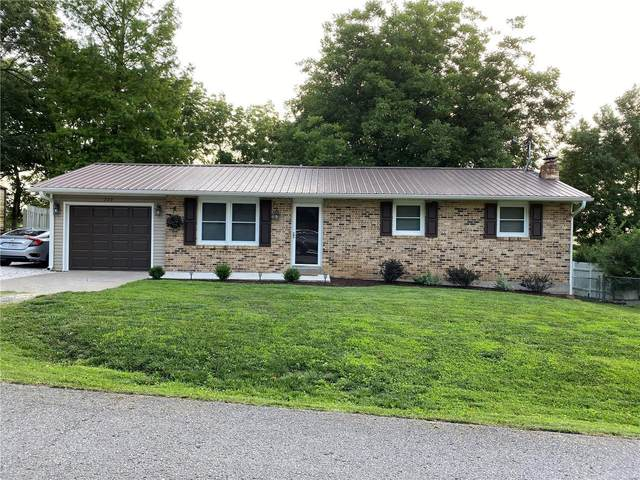 209 Greenbrier Drive, Cape Girardeau, MO 63701 (#20044706) :: Clarity Street Realty