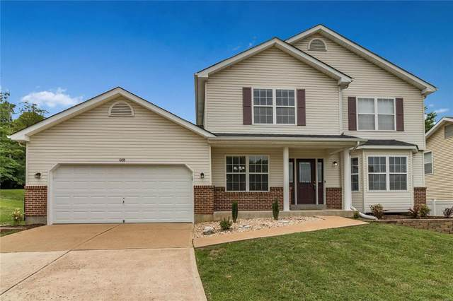608 Silver Maple Drive, Fenton, MO 63026 (#20044731) :: Peter Lu Team