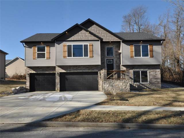 1209 Pleasant Ridge, Collinsville, IL 62234 (#20044732) :: Clarity Street Realty