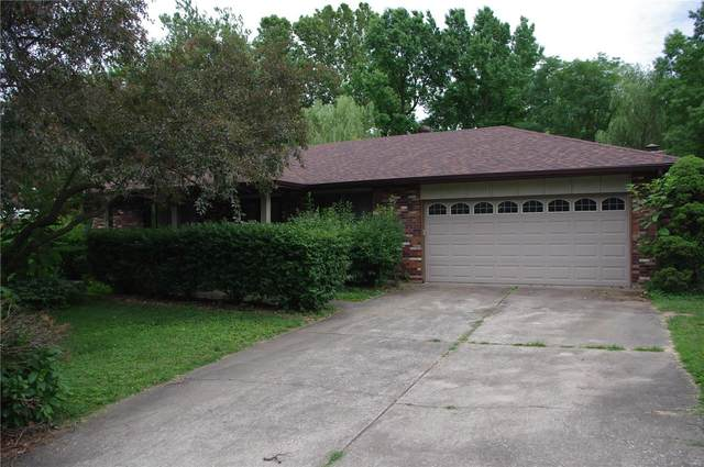 116 Northlane Drive, Glen Carbon, IL 62034 (#20044785) :: Hartmann Realtors Inc.