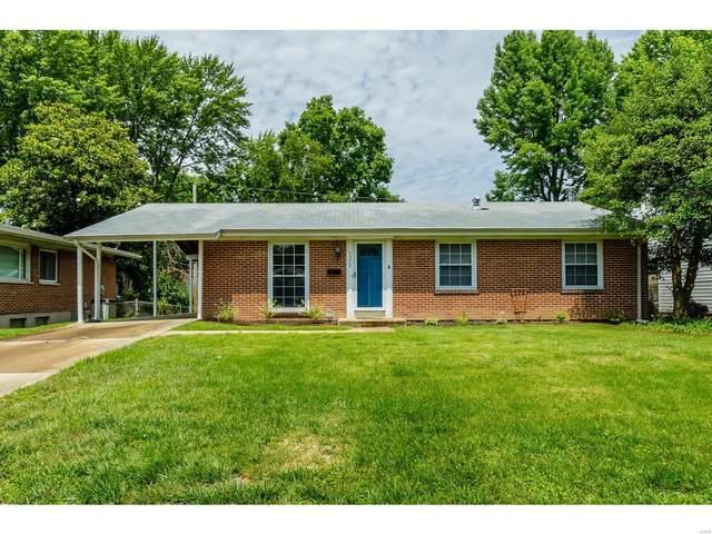 1375 Spring Valley Drive, Florissant, MO 63033 (#20044795) :: Realty Executives, Fort Leonard Wood LLC