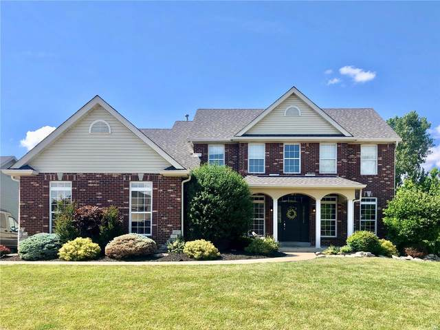 626 Dunmore Place Drive, Cottleville, MO 63304 (#20044808) :: RE/MAX Vision