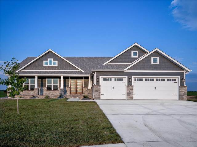 7146 Buckland Court, Edwardsville, IL 62025 (#20044825) :: Parson Realty Group