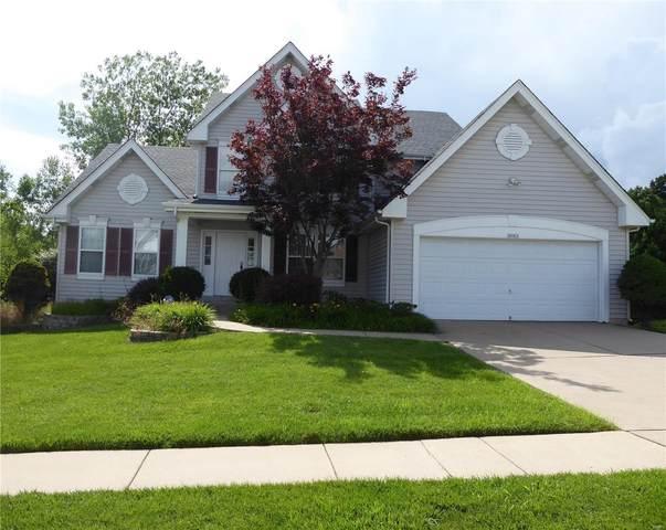 3883 Park Place Estates Drive, Bridgeton, MO 63044 (#20044826) :: The Becky O'Neill Power Home Selling Team
