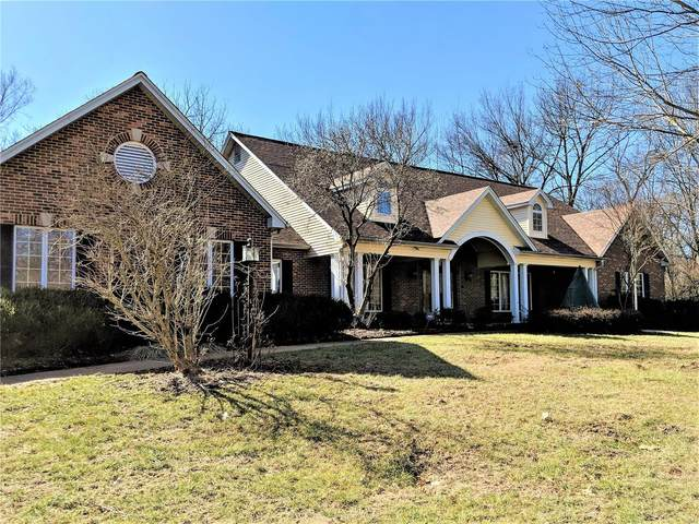 16612 Jamestown Forest Drive, Florissant, MO 63034 (#20044844) :: Clarity Street Realty