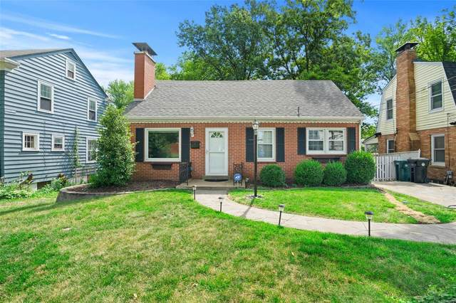 704 Angenette Avenue, St Louis, MO 63122 (#20044872) :: Parson Realty Group