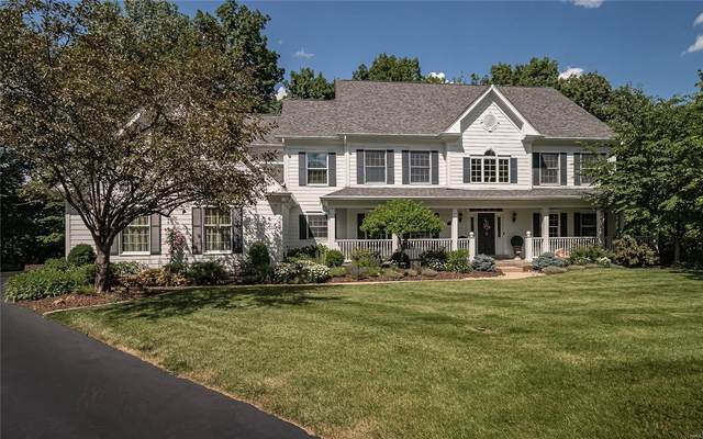 2149 Brook Hill Court, Chesterfield, MO 63017 (#20044873) :: Parson Realty Group