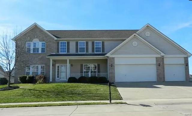 805 Cardiff Court, O'Fallon, IL 62269 (#20044880) :: Clarity Street Realty