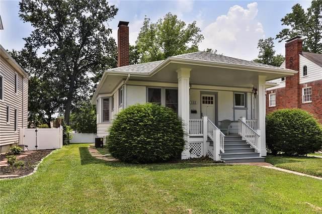 122 W Bodley Avenue, Kirkwood, MO 63122 (#20044909) :: Walker Real Estate Team