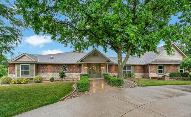 4231 Towers Road, Saint Charles, MO 63304 (#20044930) :: Clarity Street Realty