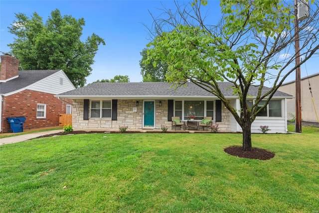 913 Blossom Lane, St Louis, MO 63119 (#20044931) :: Walker Real Estate Team