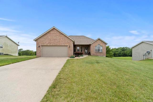 268 Blue Willow Lane, Cape Girardeau, MO 63701 (#20044962) :: Clarity Street Realty