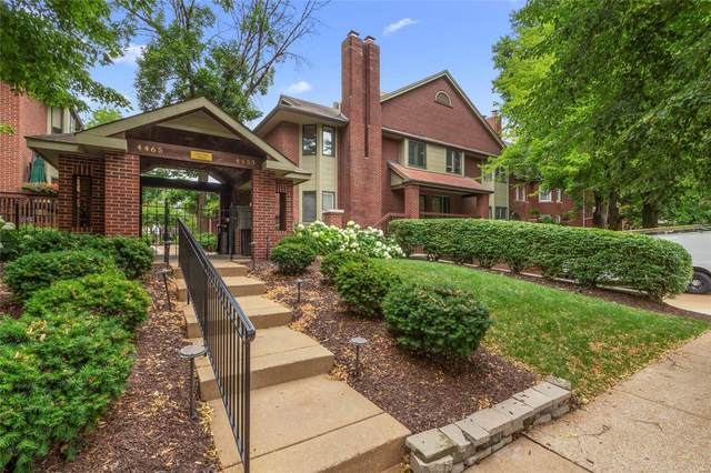 4453 West Pine Boulevard #2, St Louis, MO 63108 (#20044994) :: Parson Realty Group