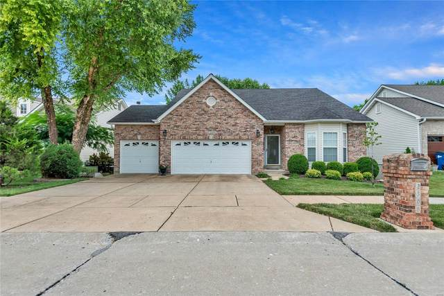 2308 Principia Drive, Maryland Heights, MO 63043 (#20044995) :: The Becky O'Neill Power Home Selling Team