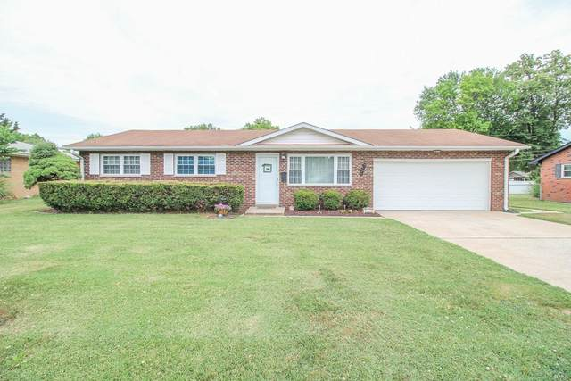 3112 Mockingbird Lane, Granite City, IL 62040 (#20044999) :: Fusion Realty, LLC