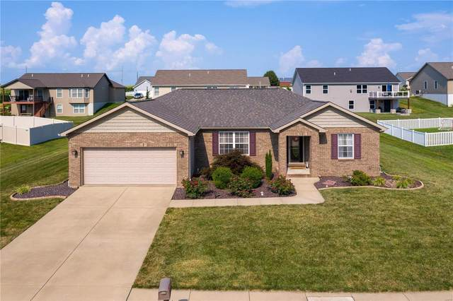 1524 Rachael Lane, Waterloo, IL 62298 (#20045000) :: The Becky O'Neill Power Home Selling Team