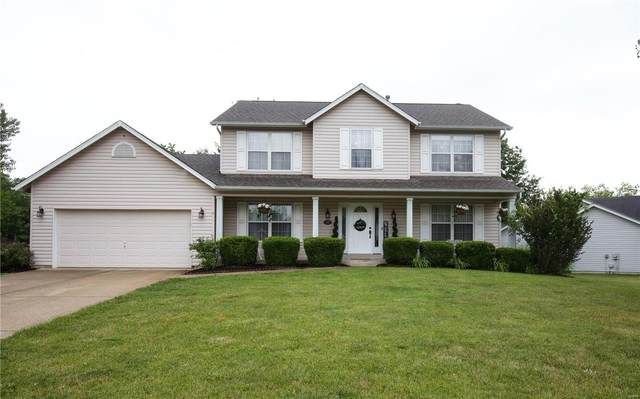 12 Peregrina Drive, O'Fallon, MO 63368 (#20045032) :: Kelly Hager Group | TdD Premier Real Estate
