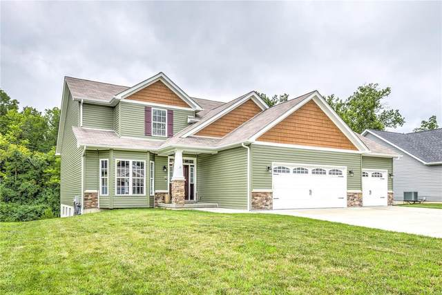 556 Long Train Drive, Troy, MO 63379 (#20045056) :: The Becky O'Neill Power Home Selling Team