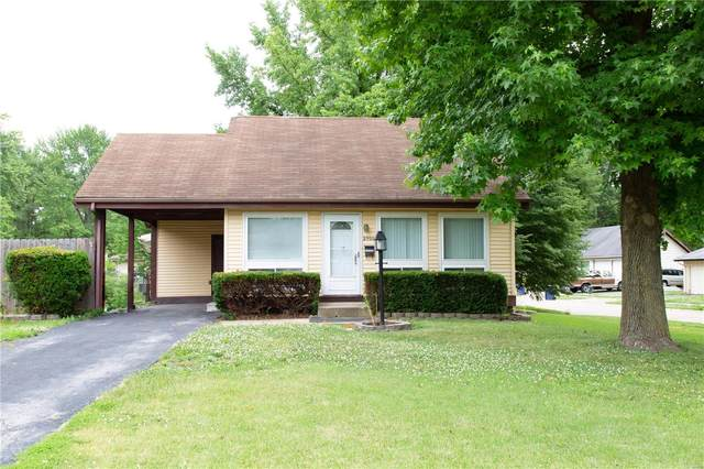 2760 Grants Parkway, Florissant, MO 63031 (#20045064) :: Parson Realty Group