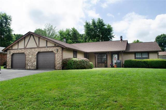 124 Chase Park Drive, Belleville, IL 62226 (#20045091) :: Fusion Realty, LLC