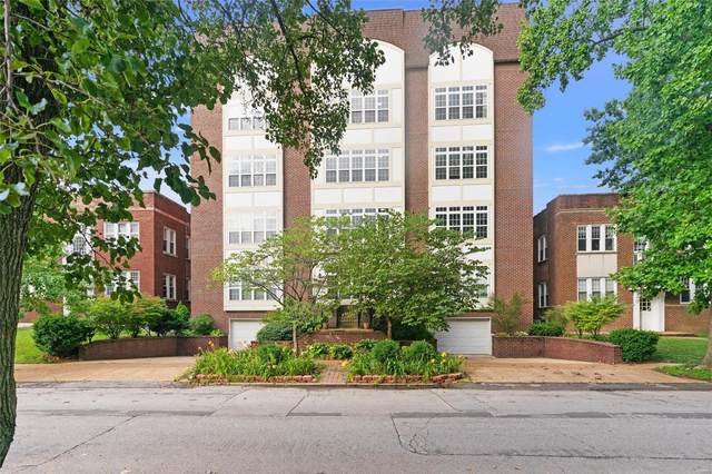 6404 Cates Avenue 3E, University City, MO 63130 (#20045109) :: The Becky O'Neill Power Home Selling Team