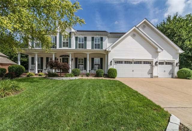 37 Silent Brook Court, Lake St Louis, MO 63367 (#20045114) :: Clarity Street Realty