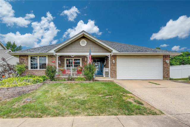 3503 Marian Way Court, St Louis, MO 63129 (#20045123) :: Kelly Hager Group | TdD Premier Real Estate