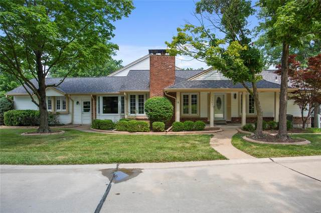 15031 Green Circle Drive, Chesterfield, MO 63017 (#20045137) :: Matt Smith Real Estate Group