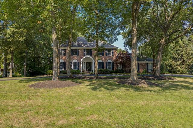 241 Fox Chapel Lane, Chesterfield, MO 63005 (#20045157) :: Walker Real Estate Team
