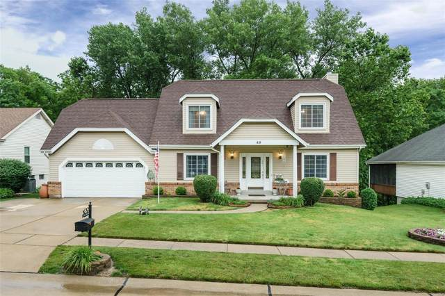 49 Meditation Way Court, Hazelwood, MO 63031 (#20045159) :: St. Louis Finest Homes Realty Group