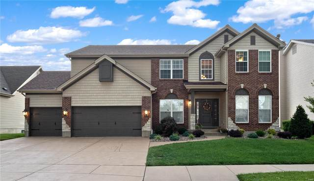 2344 Tribute Drive, Arnold, MO 63010 (#20045160) :: The Becky O'Neill Power Home Selling Team