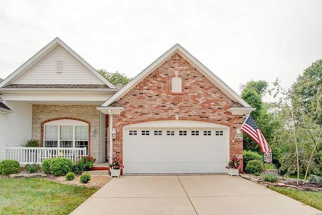 5002 Castlegate Lane, Godfrey, IL 62035 (#20045189) :: The Becky O'Neill Power Home Selling Team