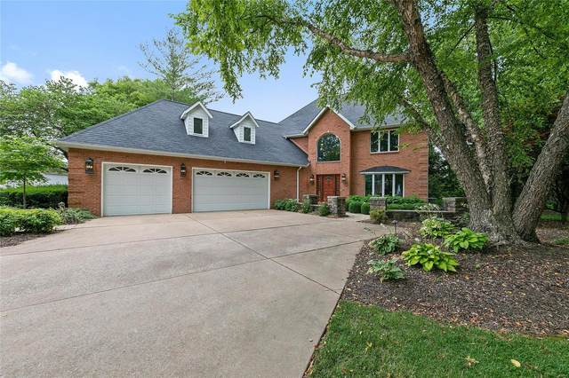 15 Seminole Drive, Columbia, IL 62236 (#20045211) :: The Becky O'Neill Power Home Selling Team