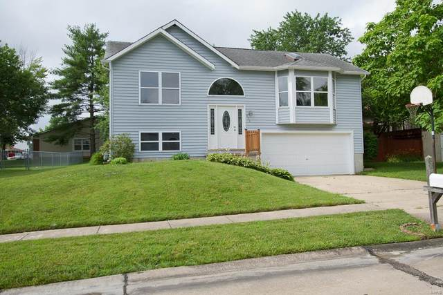806 Patricia Court, Wentzville, MO 63385 (#20045214) :: Matt Smith Real Estate Group